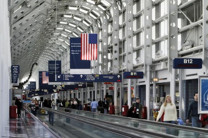Chicago Airport Departure Transfer