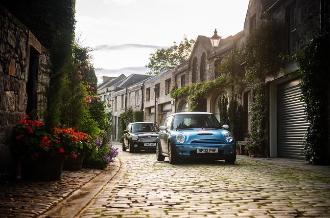 Private Tour Of Edinburgh In A Mini Cooper With Prices  Edinburgh