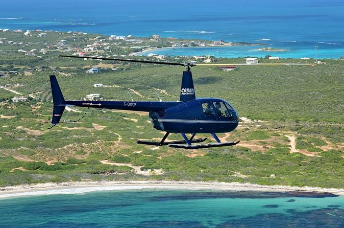 St martin helicopter tour in grand case 303436