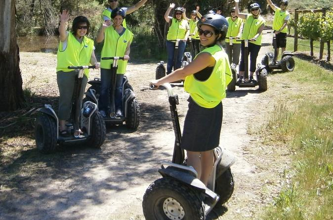 Yarra valley segway tour in coldstream 191108