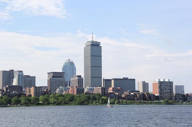 Full-Day City Tour of Boston and Cambridge