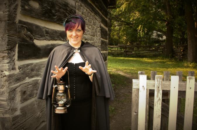 Haunted Walk Experience At Upper Canada Village - Ottawa