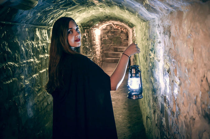 Haunted Walking Tour of Fort Henry National Historic Site