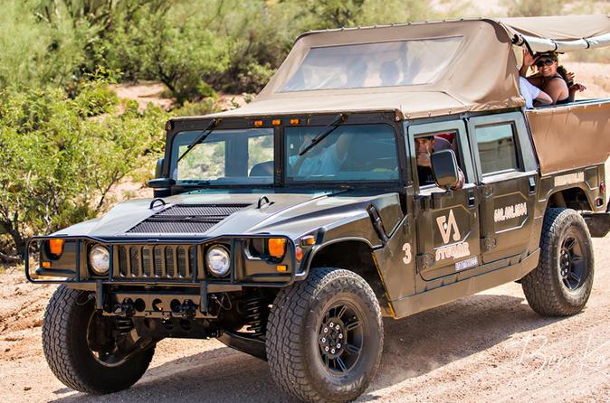 H1 Hummer Adventure from Phoenix