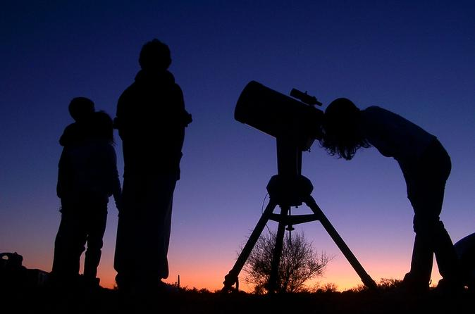 Stargazing with Night Vision Adventure from Phoenix
