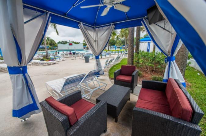 Big surf cabanas at rapids water park in riviera beach 305480