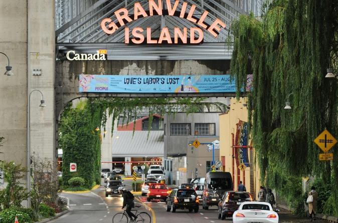 The Best Of Granville Island Walking Tour - Vancouver