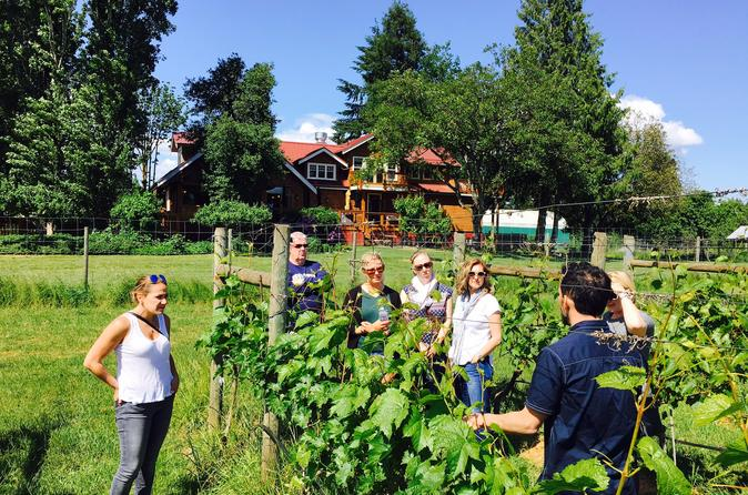 Vancouver Island, Wine Tasting & Winery Tours