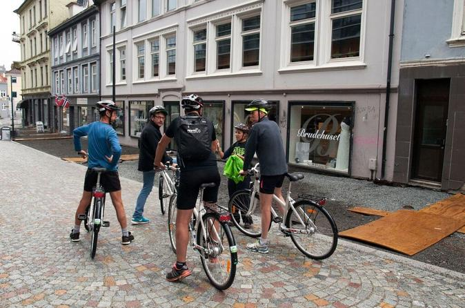 Biking tour and grieg concert in bergen in bergen 312447
