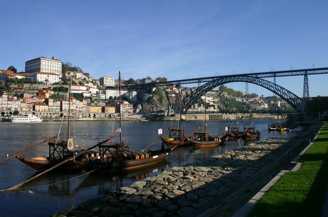 Port wine lodges tour including 7 wine tastings in porto 329335
