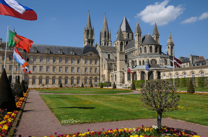 Le havre shore excursion private tour of bayeux and caen in caen 154620