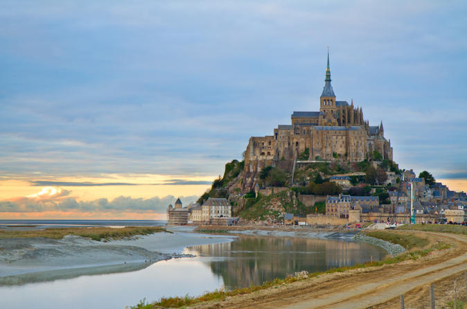 Tours From Caen To Mont St Michel