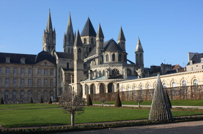 Private Tour: Bayeux Sightseeing and Caen Day Trip from Bayeux