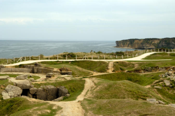 Private tour normandy landing beaches battlefields museums and in caen 51674