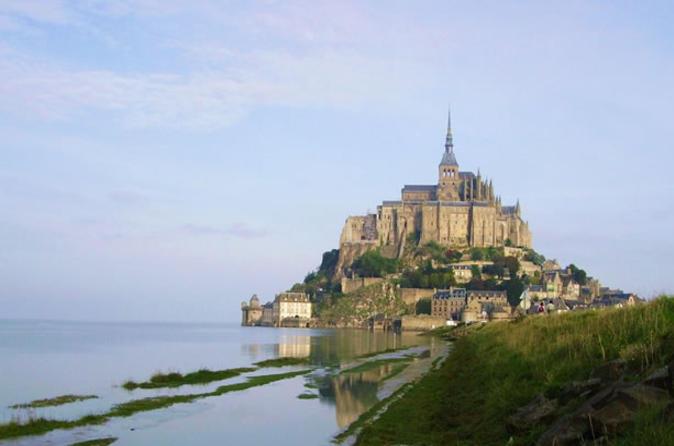 Viagem de um dia ao Monte Saint-Michel saindo de Bayeux