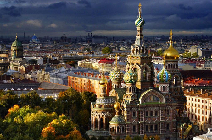 1 Day Optimized Mini-Group City And Peterhof Park Tour