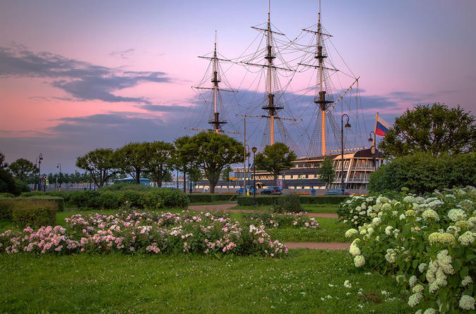 Your Unforgettable Adventure in Saint-Petersburg