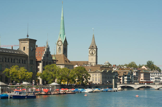 2 hour zurich city walking tour in zurich 307061