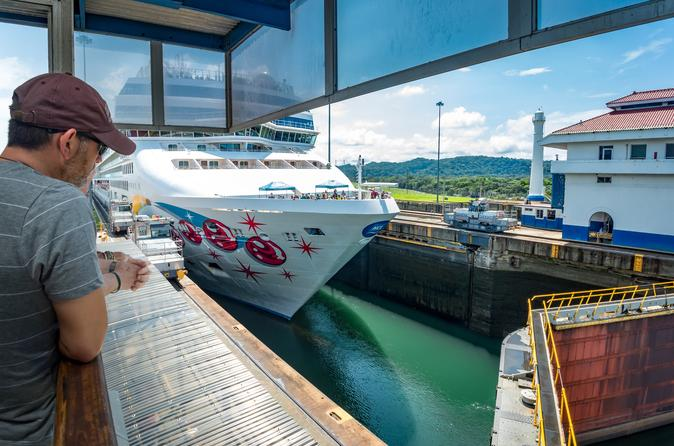 Luxury Full Day Panama Canal and City Tour