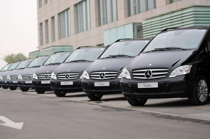 1-Way Private Transfer Service between Tianjin cruise Port and Beijing hotels