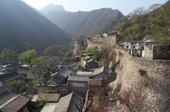 Beijing Chuandixia Ancient Village Private Day Tour with Dumpling Lunch