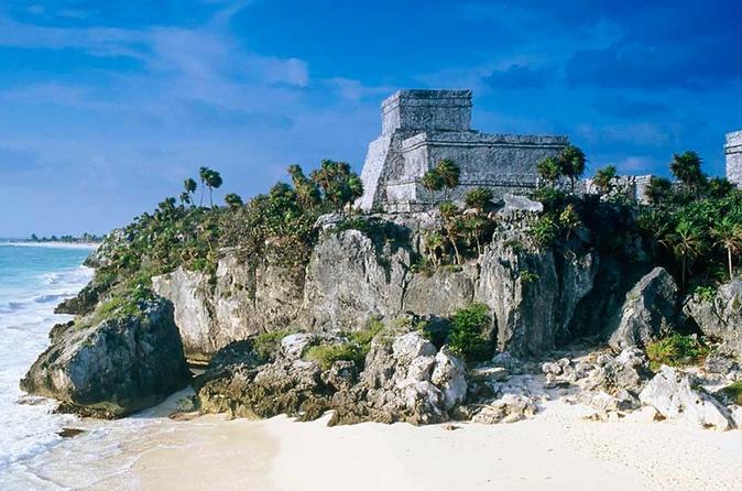 Tulum Coba Snorkel Tour Premium Service - Playa Del Carmen
