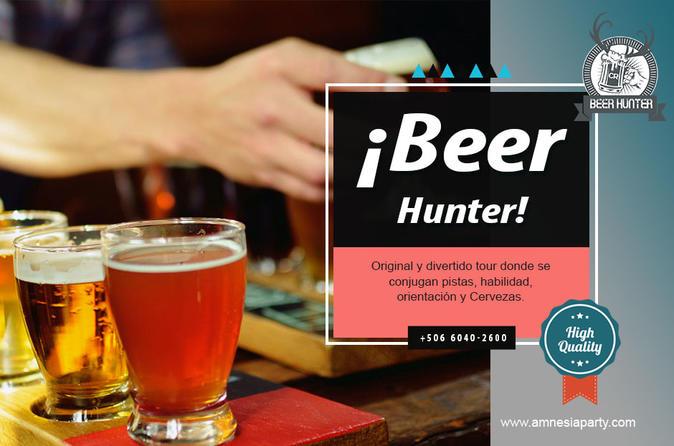 Beer Hunter Costa RIca