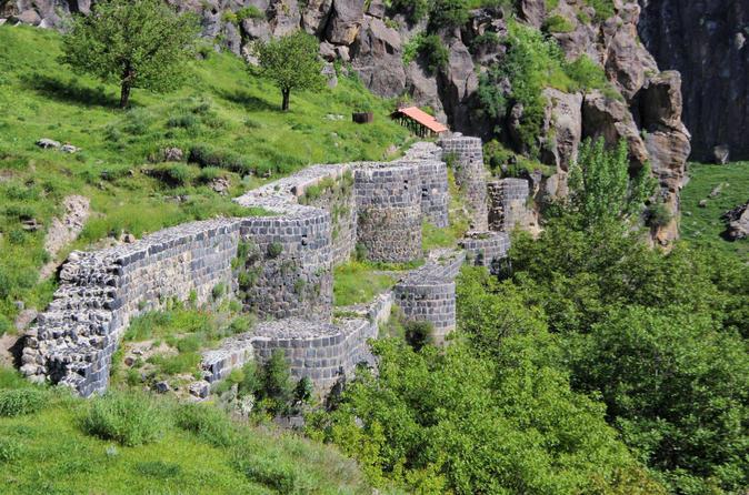 Daily jeep tour to Bjni and Tsaghkunyats Mountain