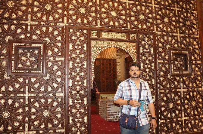Cairo: Old Coptic City Tour
