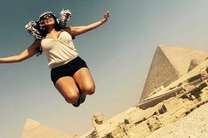 half day giza pyramids and sphinx tours