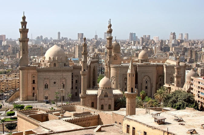 private guiderd full-day tour 8 hour to discover Islamic from Cairo or Giza hotels