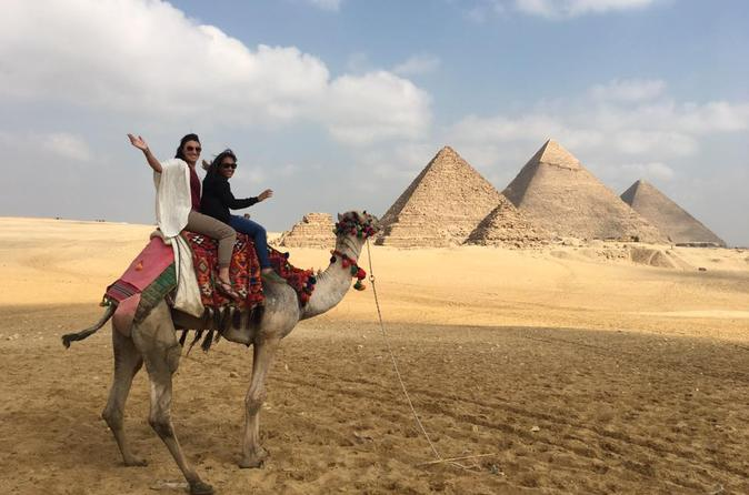 quick trip shore excursion private-full day tour  from cruise in Alexandria port  to visit Giza pyramids and musuem