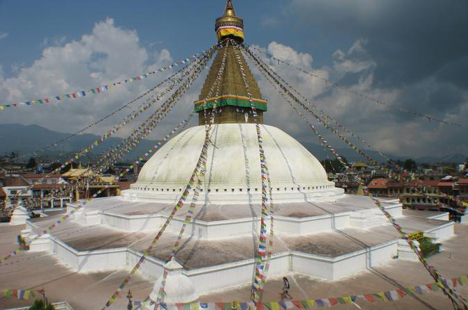 Private Tour: Discovering Buddhist Kathmandu