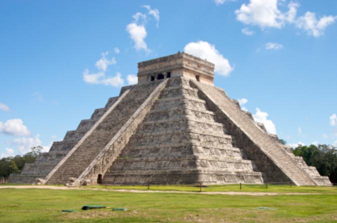 Excursão privada: Passeio de um dia à Chichen Itza saindo de Cancún
