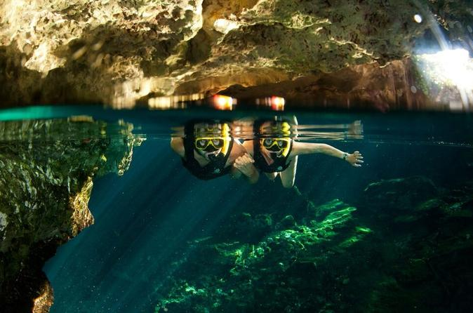 Playa del carmen jungle tour tulum cenote snorkeling 4x4 ride and in playa del carmen 213292