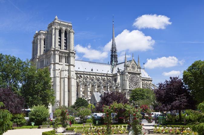 Visite Priv 233 E La Cath 233 Drale Notre Dame La Sainte