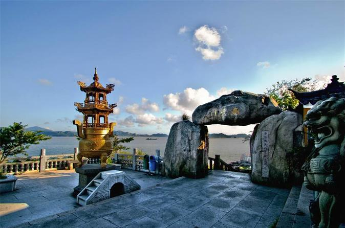 2-Day Private Trip to Putuo Mountain in Zhoushan from Shanghai with Accommodation
