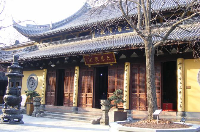 2-Hour Shanghai Longhua Temple Walking Tour