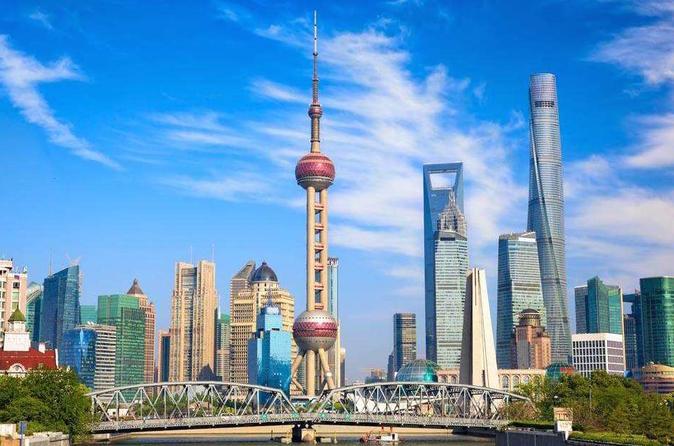 4-Hour Flexible Private Shanghai City Tour