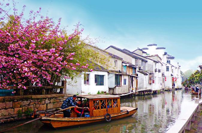 Independent Tour of Suzhou from Shanghai