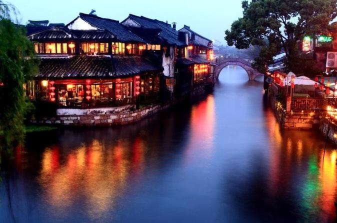 Private Night Tour to Xitang Water Village from Shanghai