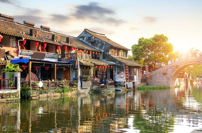 Private Round Trip Transfer to Top 6 Water Villages of China from Shanghai City