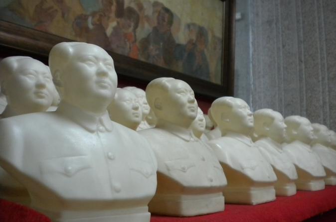 Shanghai Propaganda and History Walking Tour