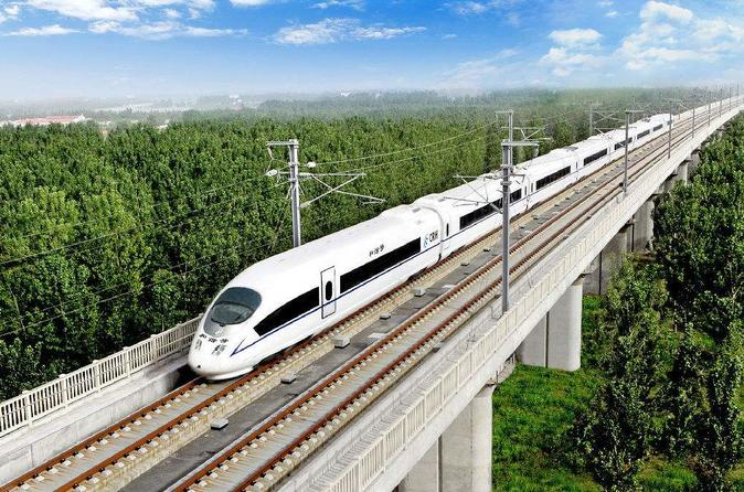 Shanghai to Suzhou Bullet Train Ticket with Hongqiao Station Transfer