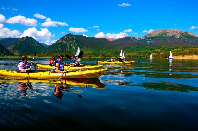 Kayaking island tour in frisco 329519