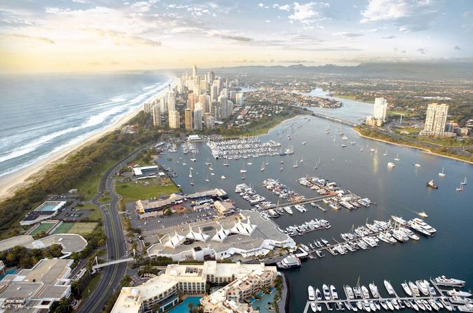 Gold Coast Hotel to Theme Parks Return Transfer