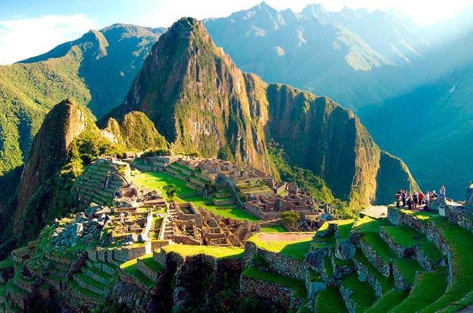 Excursão de 2 dias: Vale Sagrado e Machu Picchu saindo de Cusco