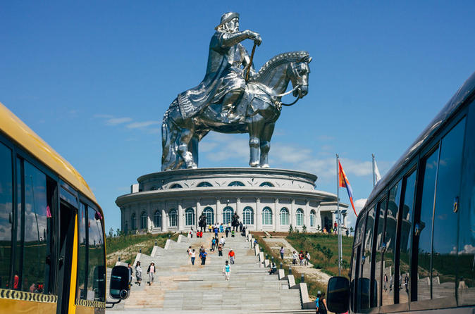 Genghis khan day tour in ulaanbaatar 362370