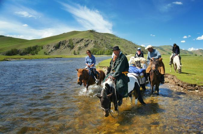 Small group horseback riding day tour in ulaanbaatar 313890