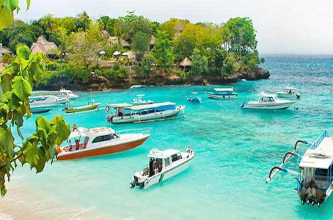 Fast Boat Tickets To Lembongan Island From Sanur Beach Bali - Kuta